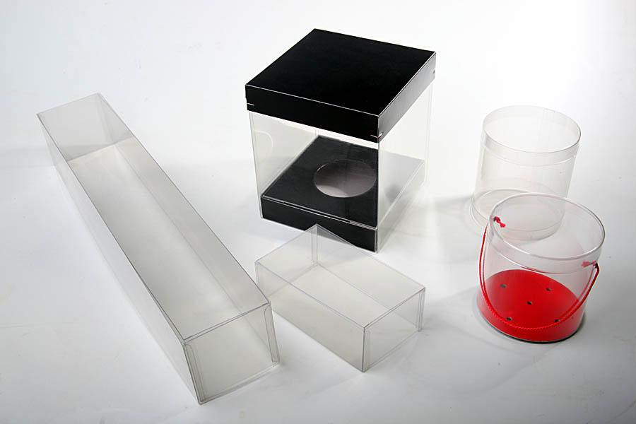 Verpackungen mit Kunststoff